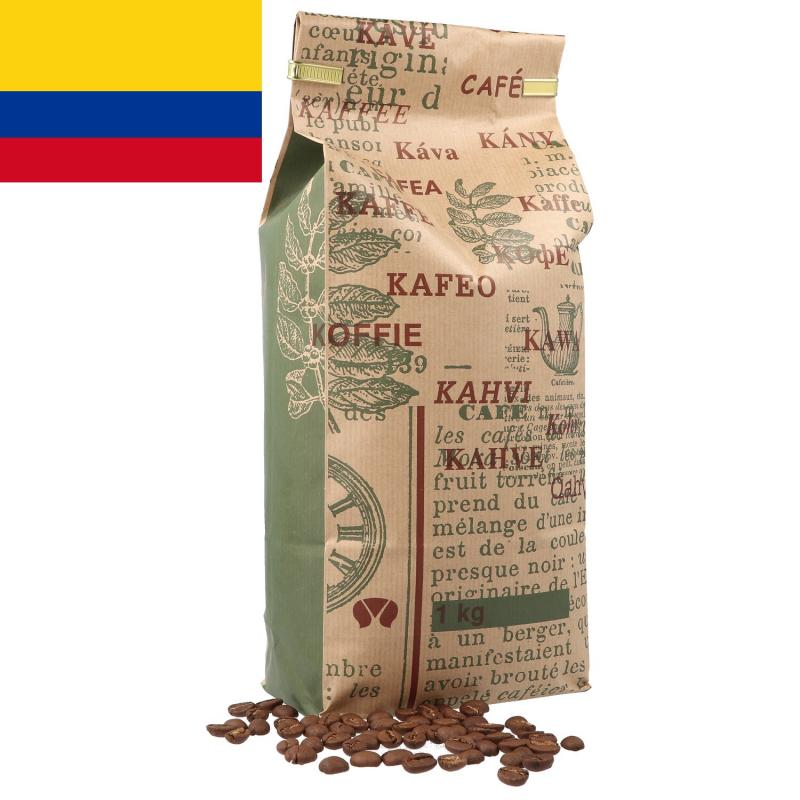 Koffeinmentes</br>Columbia Excelso<br>- 1000g -</br>100% arabica
