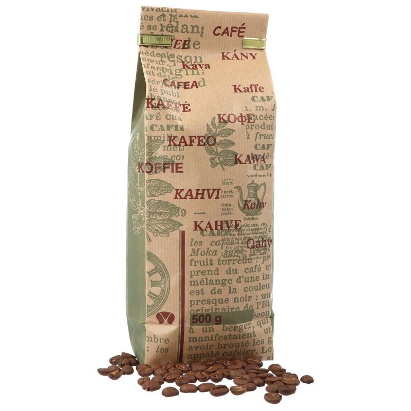 Amazon Crema</br>90% Arabica</br>10% Robusta</br>500 g