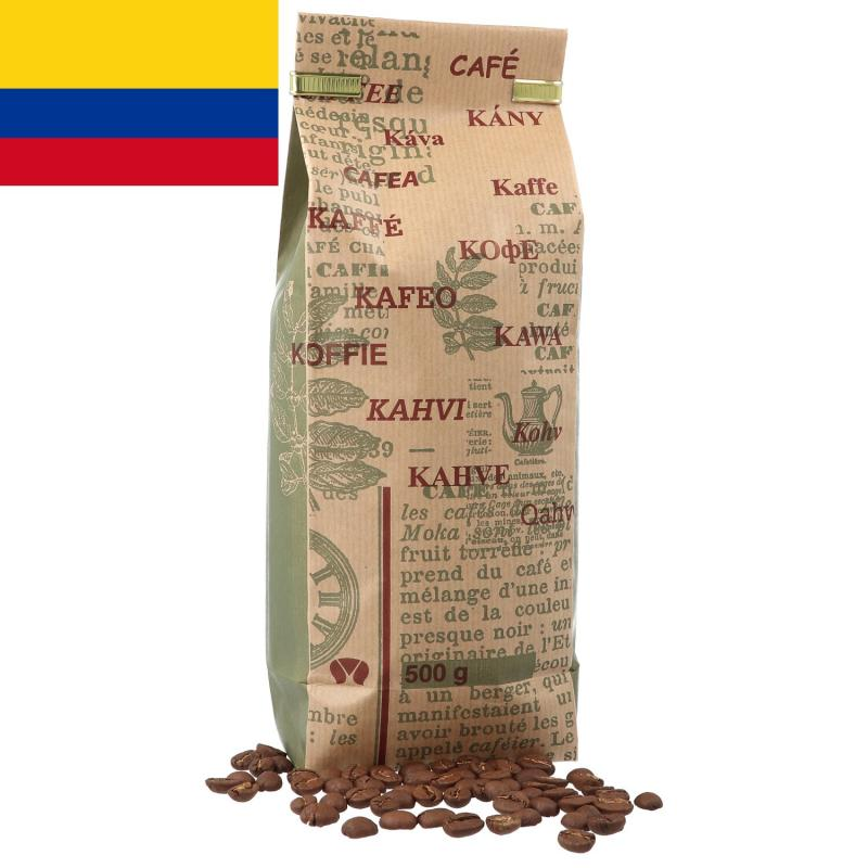 Koffeinmentes</br>Columbia Excelso</br>- 500g -</br>100% arabica